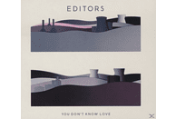 Editors - You Don't Know Love-Ltd.Version [Maxi Single CD]