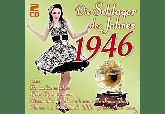 VARIOUS - Die Schlager Des Jahres 1946  - (CD)