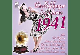 VARIOUS - Die Schlager Des Jahres 1941  - (CD)