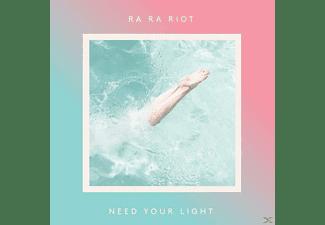 Ra Ra Riot - Need Your Light  - (CD)