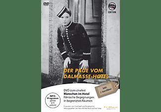 Der Page vom Dalmasse-Hotel DVD