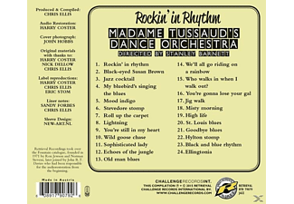 Madame Tussaud's Dance Orchestra - Rockin' In Rhythm  - (CD)