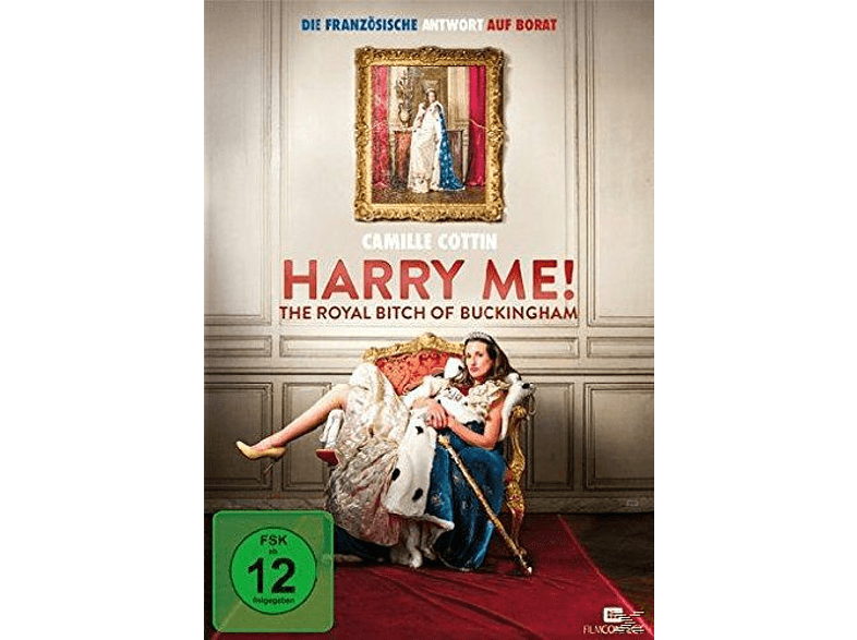 Harry Me! The Royal Bitch of Buckingham [DVD]