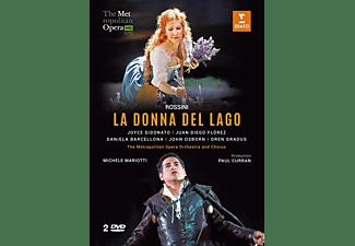 Juan Diego Florez, John Osborn, The Metropolitan Orchestra And Chorus, Joyce Didonato - La Donna Del Lago (The Metropolitan Opera)  - (DVD)