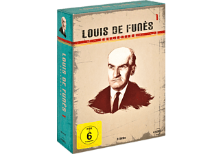 Louis de Funès Collection 1 DVD-Box [DVD]