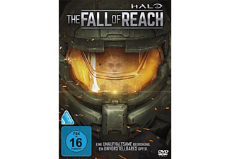 Halo - The Fall of Reach DVD