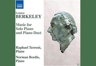 Raphael Terroni, Norman Beedie - Musik Für Klavier Solo/Klavierduett  - (CD)