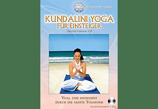 Canda - Kundalini Yoga Für Einsteiger  - (CD + Buch)