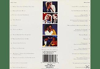 Tina Turner - Tina Live In Europe  - (CD)