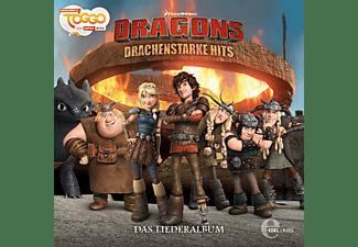 The Dragons - Dragons - Drachenstarke Hits   - (CD)