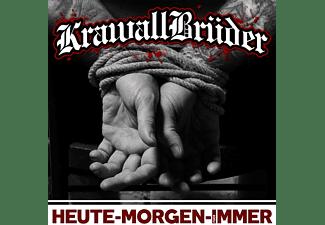 Krawallbrüder - Heute, Morgen, Für Immer (Ltd.Triple-Gatefold/B)  - (Vinyl)