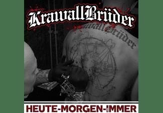 Krawallbrüder - Heute, Morgen, Für Immer  - (CD)