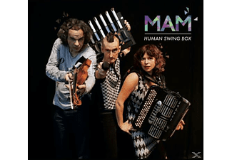 M.A.M - Human Swing Box  - (CD)