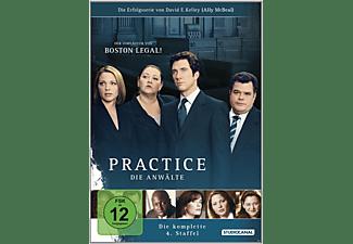 Practice - Die Anwälte / 4. Staffel DVD