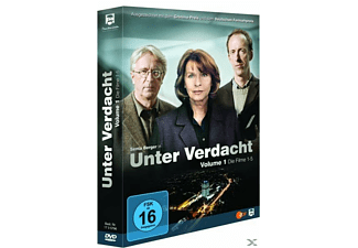 Unter Verdacht - Volume 1 DVD