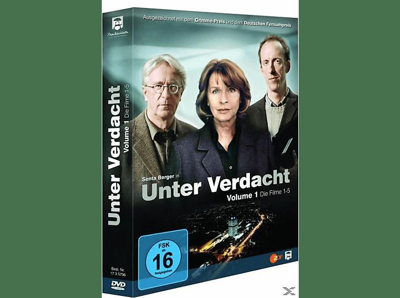 Unter Verdacht - Volume 1 [DVD]