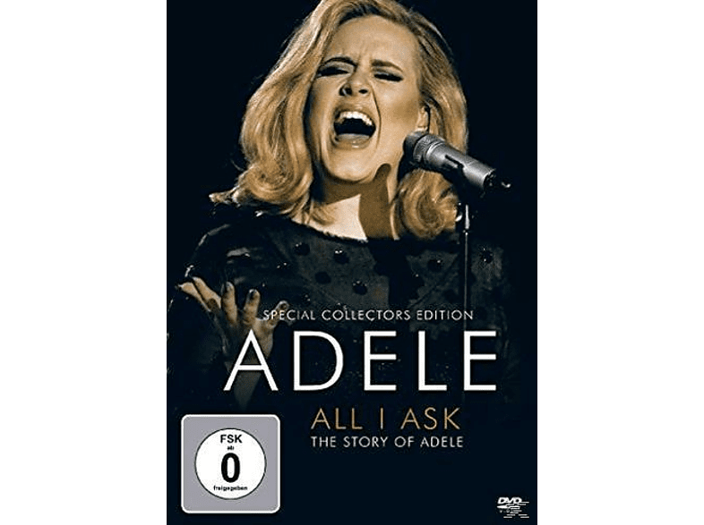 Adele - All I Ask - The Story of Adele [DVD]