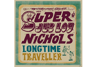 Jeb Loy Nichols - LONG TIME TRAVELLER (EXPANDED EDITION)  - (CD)