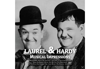 VARIOUS - Laurel & Hardy-Musical Impressions  - (CD)