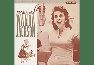 Wanda Jackson - ROCKIN WITH WANDA (REISSUE)  - (CD)