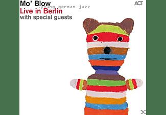 Mo'blow - LIVE IN BERLIN  - (CD)
