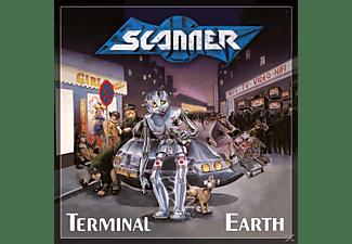 Scanner - TERMINAL EARTH (LTD.GATEFOLD/RE-RELEASE)  - (Vinyl)