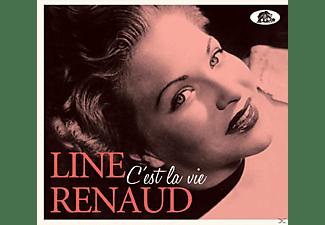 Line Renaud - C'est La Vie  - (CD)