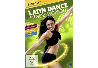 Latino Dance Workout - Gesamtedition DVD