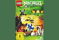 LEGO Ninjago - Staffel 2.1 [DVD]