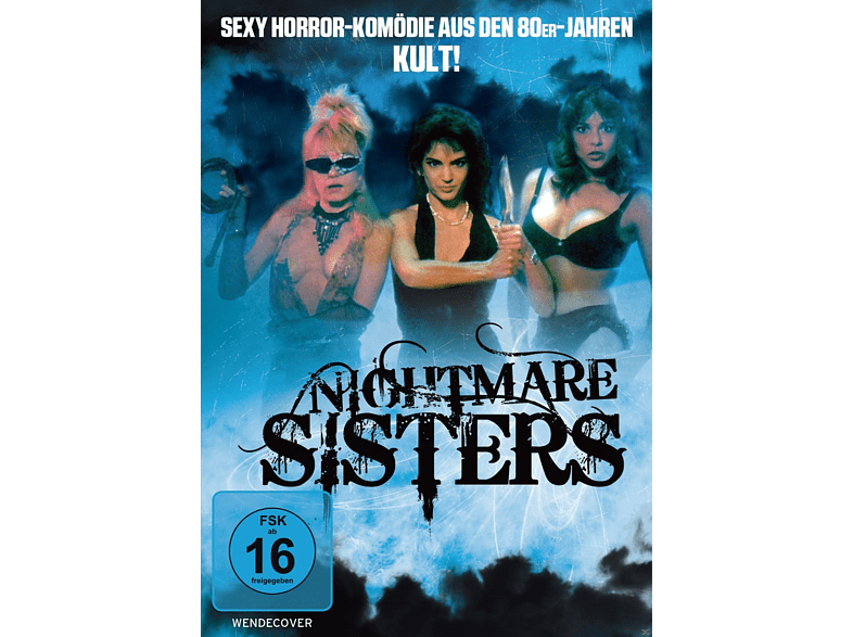 Nightmare Sisters [DVD]