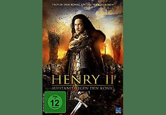 Henry II - Aufstand gegen den König DVD