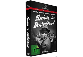 Spion für Deutschland DVD