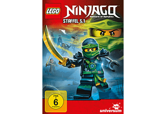 Lego Ninjago - Staffel 5.1 DVD