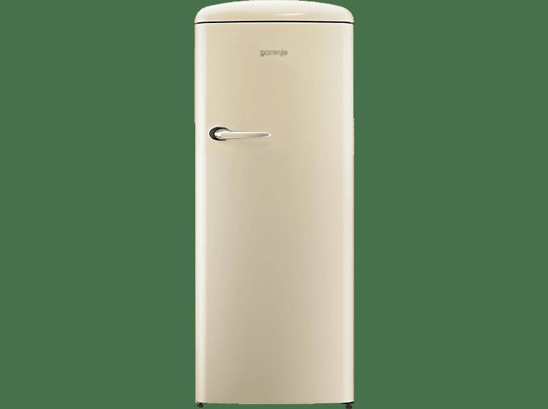 GORENJE ORB153C Kühlschrank E, 1540 mm hoch, Creme