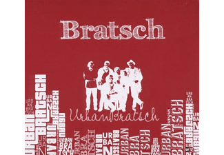 Bratsch - Urban Bratsch - (CD)
