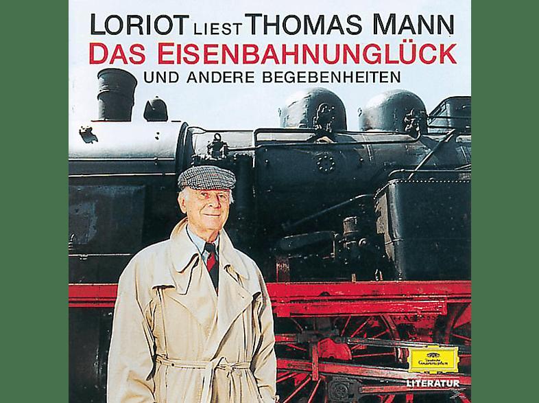 Loriot - Das Eisenbahnunglück/+ - (CD)