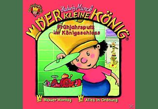 VARIOUS, Der Kleine König - 18: Frühjahrsputz Im Königsschloss  - (CD)