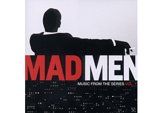 The Madmen - Original Soundtrack - (CD)