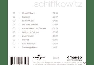 Schiffkowitz - SCHIFFKOWITZ [CD]