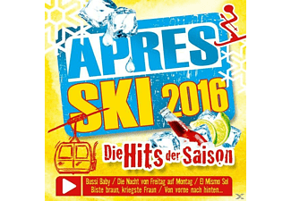 VARIOUS - Apres Ski 2016-Die Hits Der Saison  - (CD)