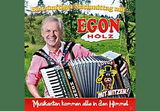 Egon Hölz - Ein Zünftiger Nachmittag Mit.../Folge 6  - (CD)