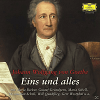 Becker/Gründgens/Quadflieg - Box Goethe Eins Und Alles - [CD]