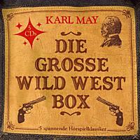 Karl May - Die Grosse Wild West Box (5  Hörspielklassiker) - [CD]