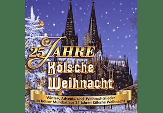 VARIOUS - 25 Jahre Kölsche Weihnacht  - (CD)