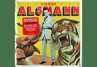 Götz Alsmann - Zirkus Alsmann-Das Beste  - (CD)