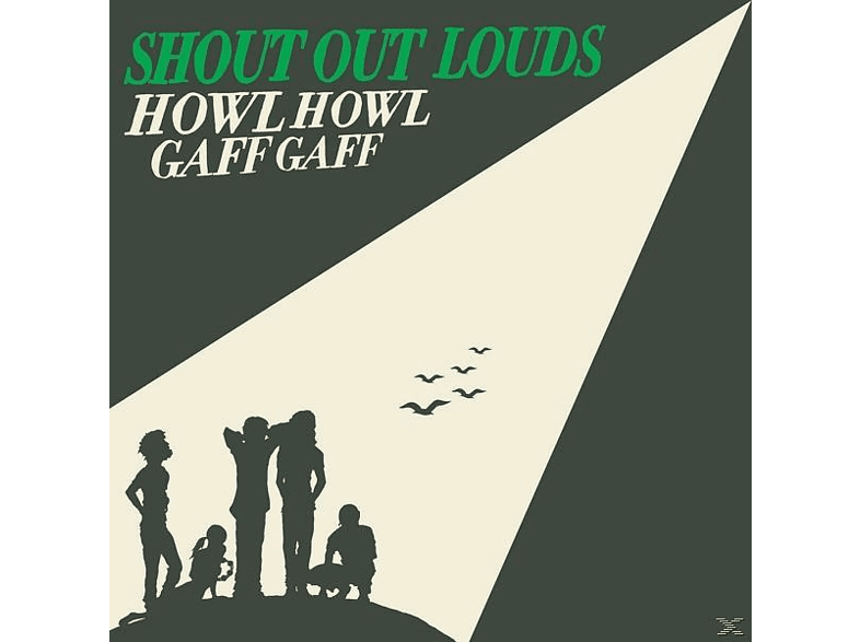 Shout Out Louds - HOWL HOWL GAFF GAFF [CD]