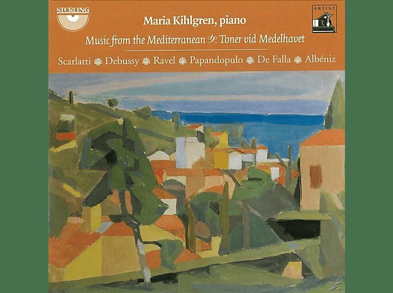 Maria Kihlgren - Music From The Mediterranean [CD]