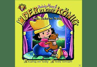 Der Kleine König - 19: Mein Liebster Teddy  - (CD)