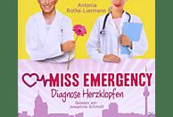 Josephine Schmidt - A.R.-Liermann:Miss Emergency.Diagnose Herzklopfen - (CD)