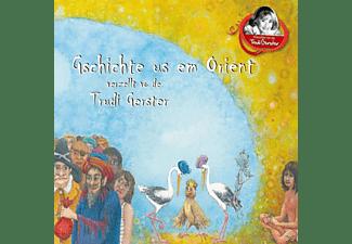 Trudi Gerster - Gschichte us em Orient verzellt vo de Trudi Gerster  - (CD)